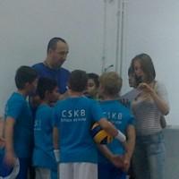 CSKB - CSS 2 BUCURESTI 3-0