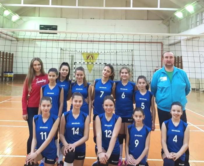 Campionatul Municipal de sperante feminin, turneul 2
